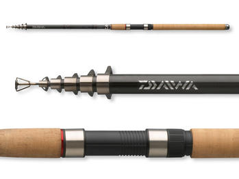 daiwa fishing germany - - megaforce tele 300 - fishing tackle and, Reel Combo