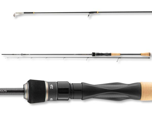 DAIWA Fishing Germany Predator Rods LUVIAS SPIN