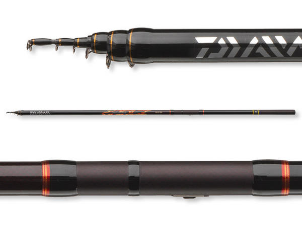 daiwa fishing germany - telescopic rods - fishing tackle and, Fishing Reels